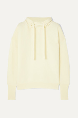 Eres Futile Cashmere Sweater - Pastel yellow