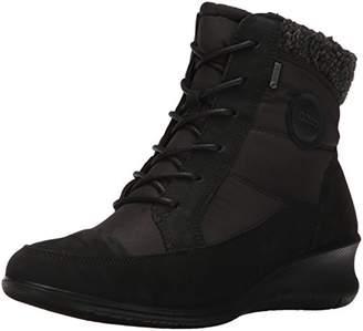 Ecco Women's Women's Babett Wedge Lace Boot
