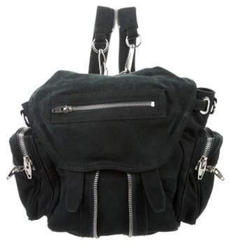 Alexander Wang Convertible Marti Backpack silver Convertible Marti Backpack