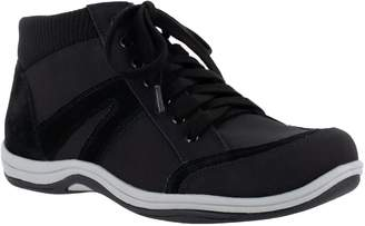 Easy Street Shoes Sporty Lace-Up Booties - Chill