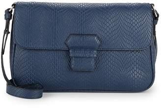 Armani Collezioni Women's Mini Leather Crossbody Bag