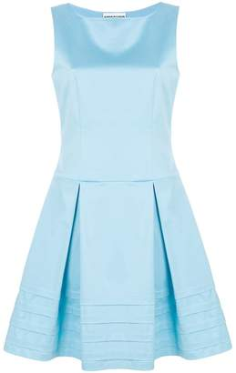 Moschino flared skater dress