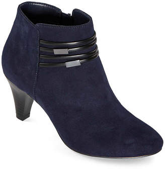 East Fifth east 5th Womens Quantrell Booties Stiletto Heel