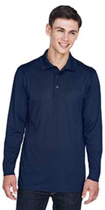 Ash City - Extreme Men's Eperformance Snag Protection Long-Sleeve Polo - CLASSIC NAVY 849 - 2XL 85111