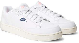 Nike Grandstand Ii Leather Sneakers