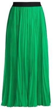 Escada Sport Raheem Pleated Maxi Skirt