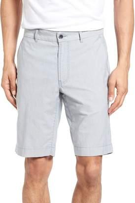 Brax Pinstripe Bermuda Shorts