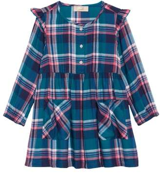 Peek Natalie Plaid Dress