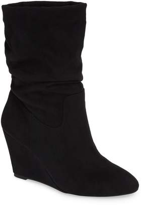 Athena Alexander Slouch Wedge Bootie