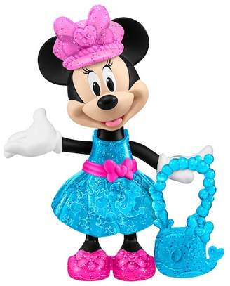Fisher-Price World Traveler Minnie Mouse Doll