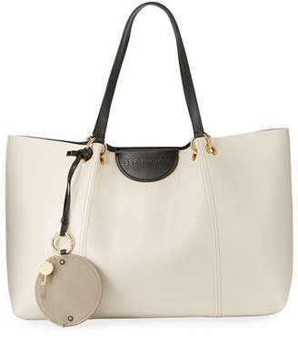 See by Chloe Marty Leather Tote Bag