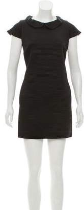 Erin Fetherston Collared Mini Dress