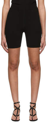 Alexander Wang Black Foundation Bodycon Biking Shorts