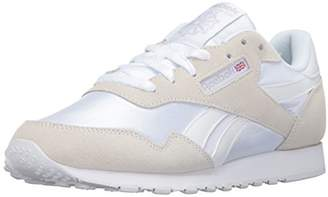 Reebok Women's Royal Nylon Fashion Sneaker $35.99 thestylecure.com