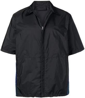 Prada shell shirt