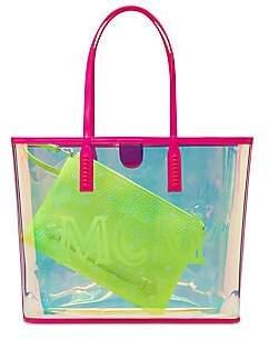 MCM Women's Medium Lucent Shopper