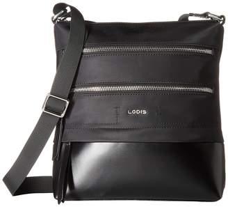 Lodis Nylon Sports Wanda Travel Crossbody Cross Body Handbags