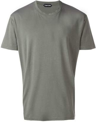 Tom Ford short-sleeve fitted T-shirt