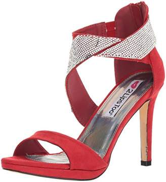 2 Lips Too Women's Too Damien Heeled Sandal