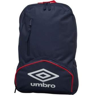 Umbro Diamond Logo Backpack Navy