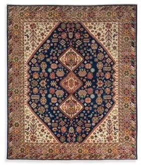 Solo Rugs Classic Ziegler Wool Rug