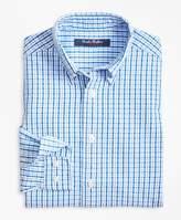 Brooks Brothers (ブルックス ブラザーズ) - BOYS シアサッカー ギンガムチェック ボタンダウンシャツ