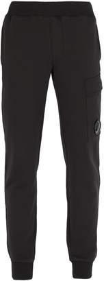 C.P. Company Lens-detail cotton track pants