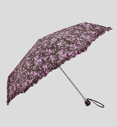 Per Una Ditsy Floral Print Umbrella
