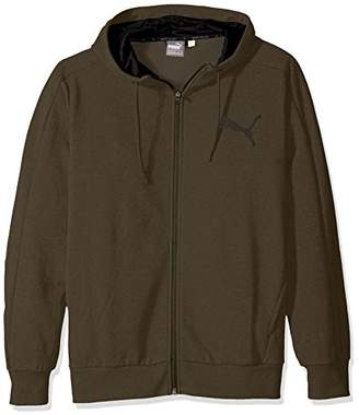 Puma Men's P48 Core Full Zip Hoody Fleece