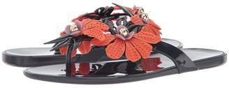 Nine West Macinee Jelly Thong Sandal Women's Shoes