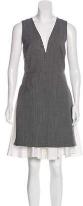 Thakoon Sleeveless A-Line Dress