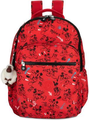 Kipling Disney Mickey Mouse Seoul Go Laptop Backpack