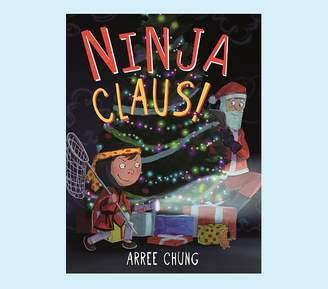 Pottery Barn Kids Ninja Claus Book