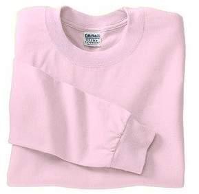 Gildan Adult Ultra Cotton Long-Sleeve T-Shirt (G2400)