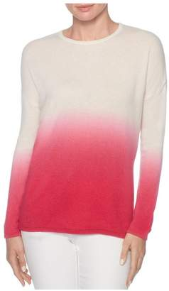 Magaschoni Long Sleeve Ombre Pullover