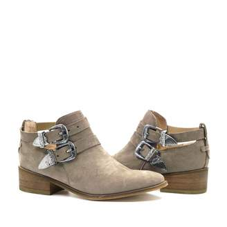 Sole Society Austin Leather Bootie
