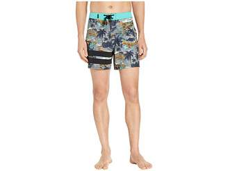 Hurley Phantom Block Party Outrigger 16 Boardshorts 8a797af0f1f