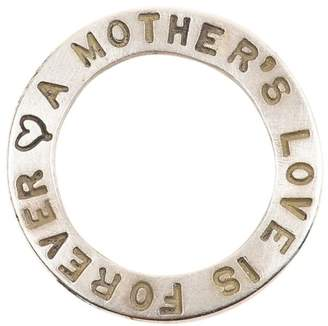 "Heather B Moore Sterling Silver "" Mother's Love"" Pendant"