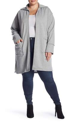 MELLODAY French Terry Topper Jacket