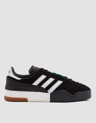 AW BBall Soccer Sneaker in Black