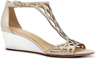 Imagine Vince Camuto Jalen Embellished Wedge Sandal