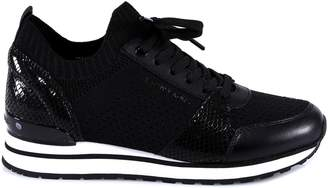 Michael Kors Billie Knit Trainer Sneakers