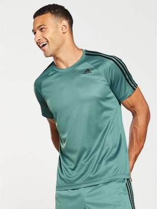 adidas D2M 3S T-Shirt