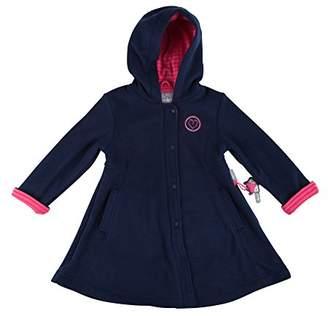 Sigikid Girl's Fleece Mantel, Mini Coat