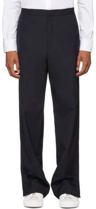 Jil Sander Blue Raul S.19 Trousers