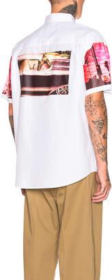 Calvin Klein Est. 1978 Graphic Shirt in White | FWRD