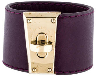Marc by Marc Jacobs Intergalocktic Leather Bracelet $45 thestylecure.com