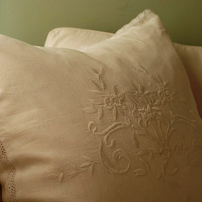 Pom Pom at Home Bedding Fleur Linen Pillow Sham