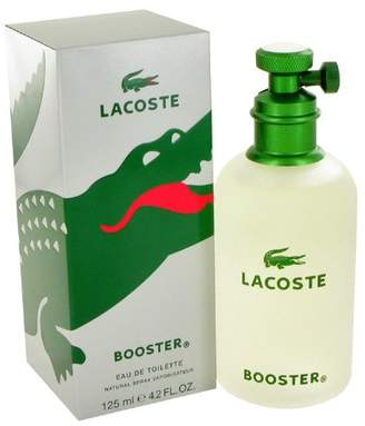 Lacoste BOOSTER by Eau De Toilette Spray 4.2 oz