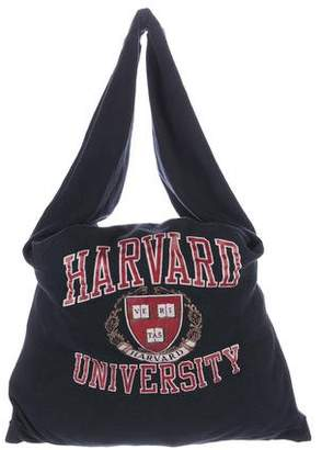 Maison Margiela Artisanal 1999 Harvard Sweatshirt Bag